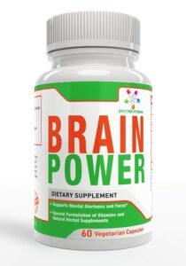 ginko for brain power