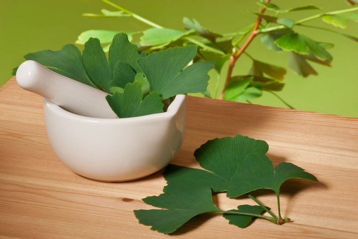 ginko to boost brain power