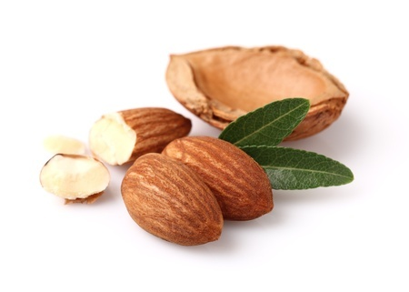 almonds for energy